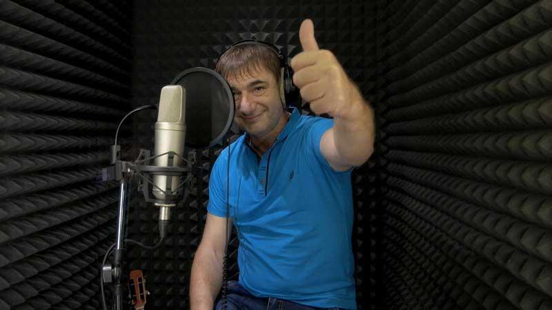 Константин Тетруев,студия звукозаписи киев,studio master