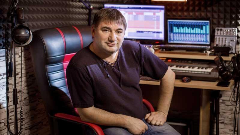Константин Тетруев автор исполнитель,студия звукозаписи киев,studio master
