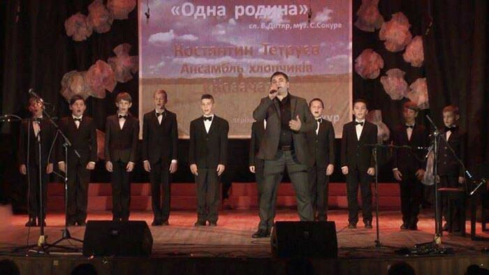 Константин Тетруев автор - исполнитель, студии звукозаписи STUDIO MASTER