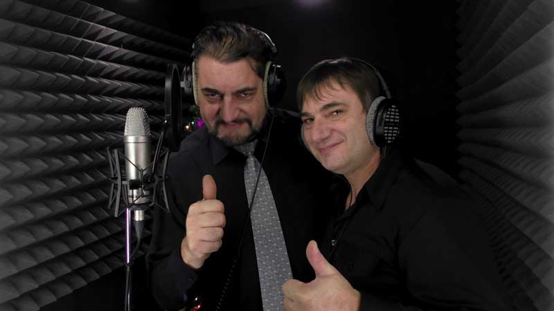 Константин Тетруев,Игорь Тетруев,студия звукозаписи киев studio master