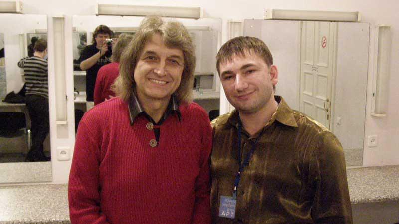 Константин Тетруев,Павел Дворский,студия звукозаписи киев studio master