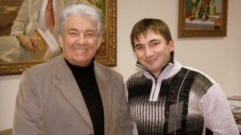 Константин Тетруев,Вадим Крищенко,студия звукозаписи киев studio master