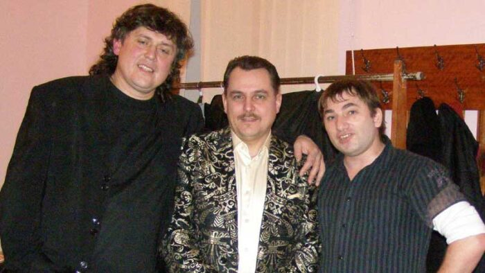 Константин Тетруев, Павел Мрежук, Анатолий Матвийчук