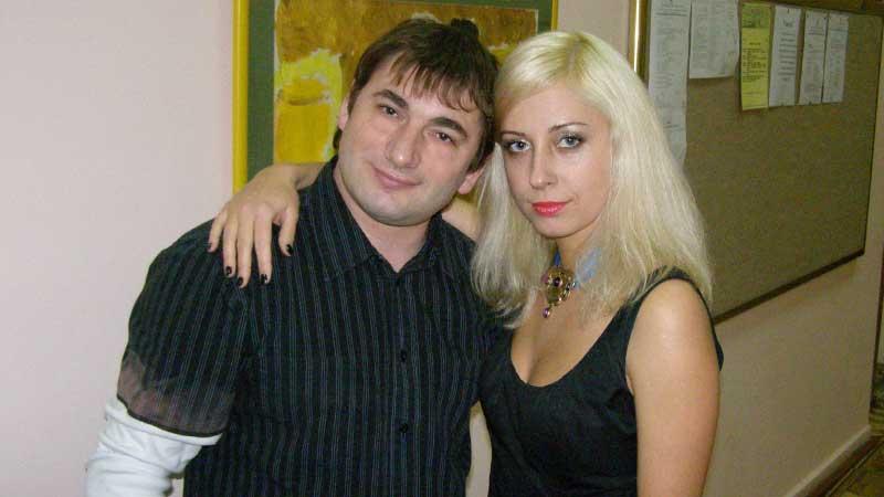 Константин Тетруев,Тоня Матвиенко,студия звукозаписи киев studio master