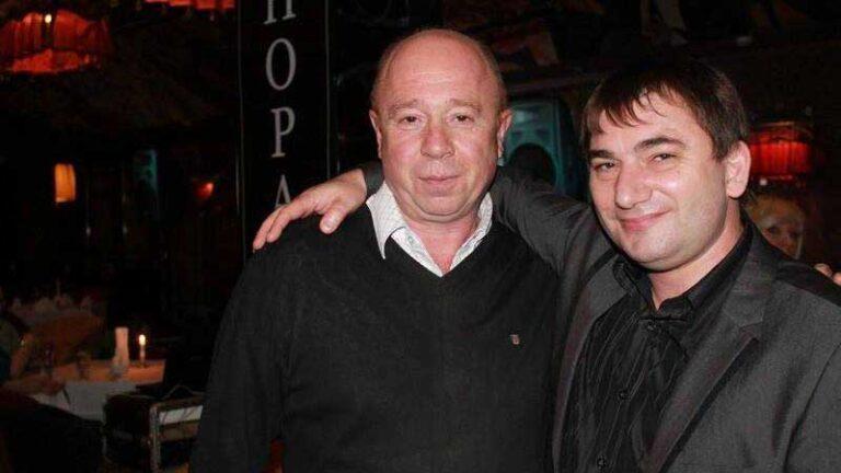 Константин Тетруев - продюсер Борис Кундель