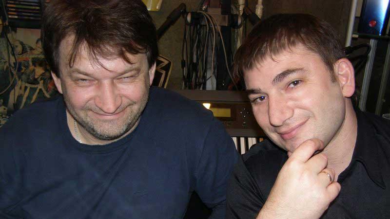 Константин Тетруев,Андрей Остапенко,студия звукозаписи киев studio master