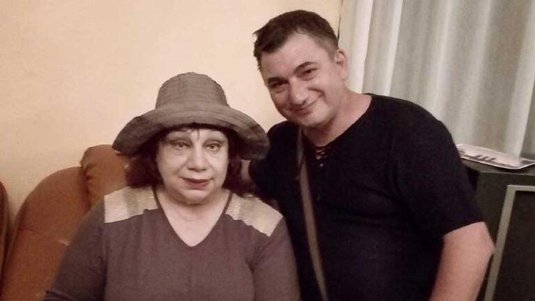 Константин Тетруев - Тамара Яценко