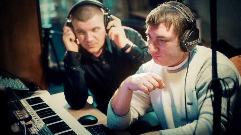 Константин Тетруев - Студия звукозаписи STUDIO MASTER