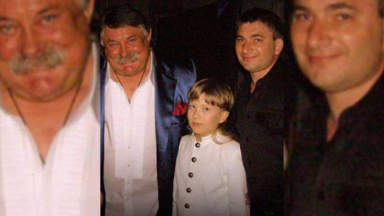 Николай Мозговой и Константин Тетруев в студии звукозаписи STUDIO MASTER